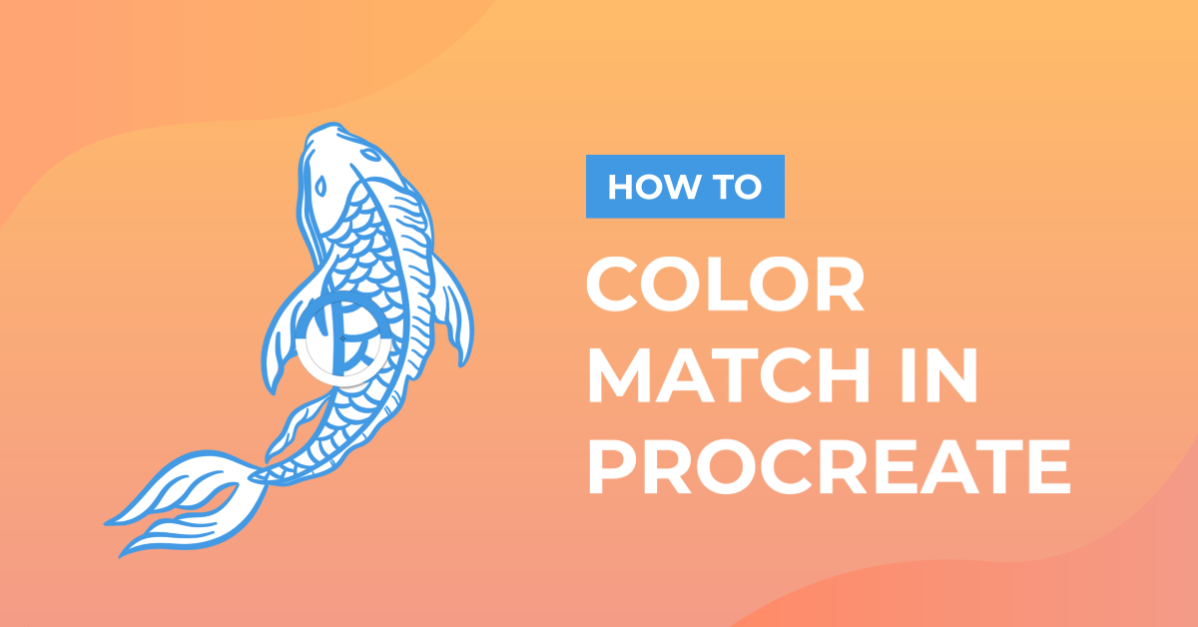 How to Color Match in Procreate