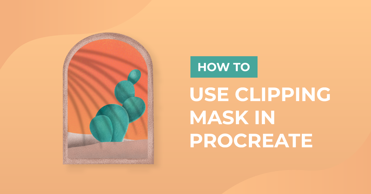 How to Use Clipping Mask in Procreate
